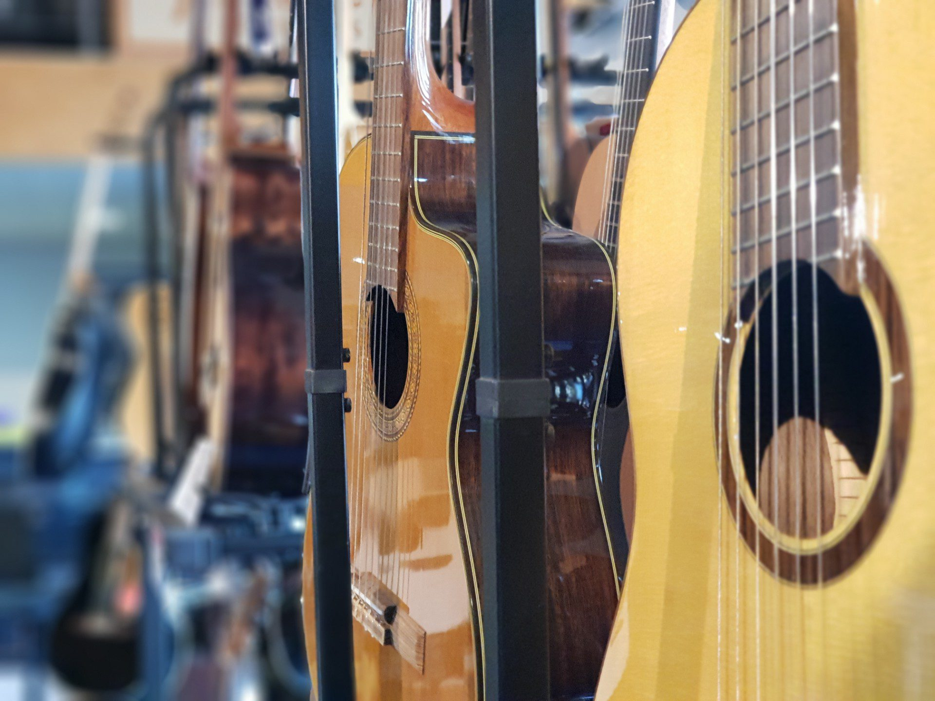 Jaccoud Music - coin guitare